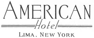 American Hotel of Lima